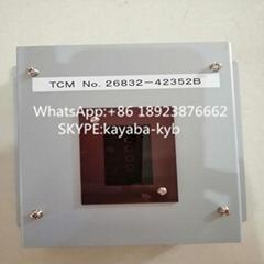 TCM裝載機 L32-3 駕駛室三菱電腦板 顯示屏 儀表板26832-42352B