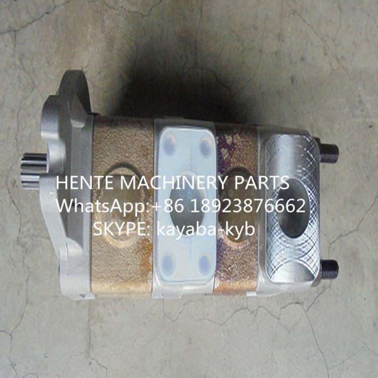 原裝進口阿特拉斯ATLAS鑽岩機 島津齒輪泵SDB3220L974 4