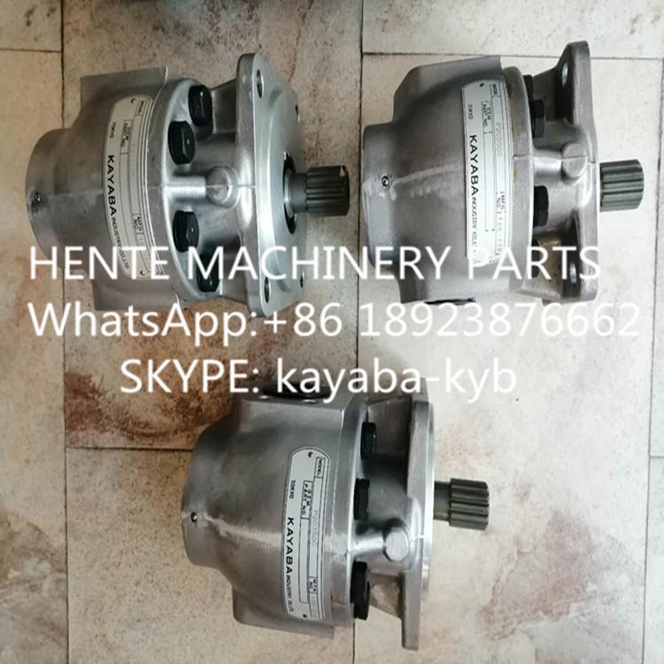 供应全新进口KAYABA齿轮泵P20350C 2