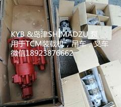 豐田TOYOTA叉車液壓單泵  67110-32041-71