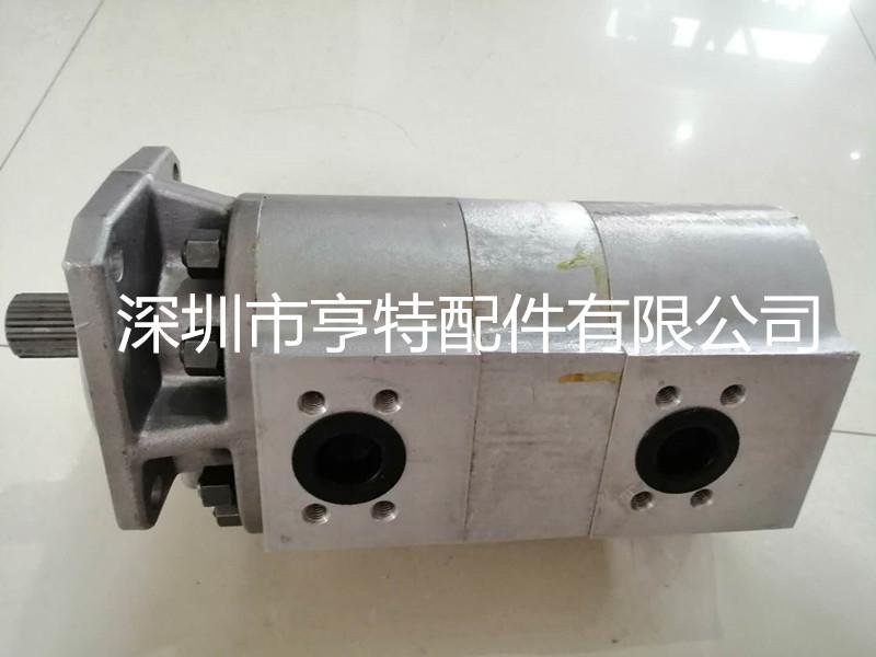 大连叉车齿轮泵KYB液压泵TP20350-250C 3