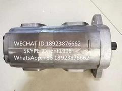 KYB齒輪泵 小松GD500平地機 2P3105-50CES