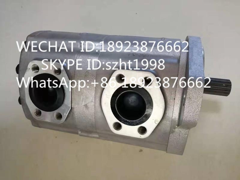 KYB GEAR PUMP 2P3105-50CES  FOR GD500 KOMATSU GRADER 4