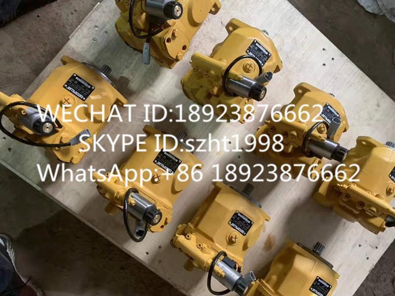 卡特330D 336D風扇泵259-0815力士樂 A10VO28 31   SC61NOO 2