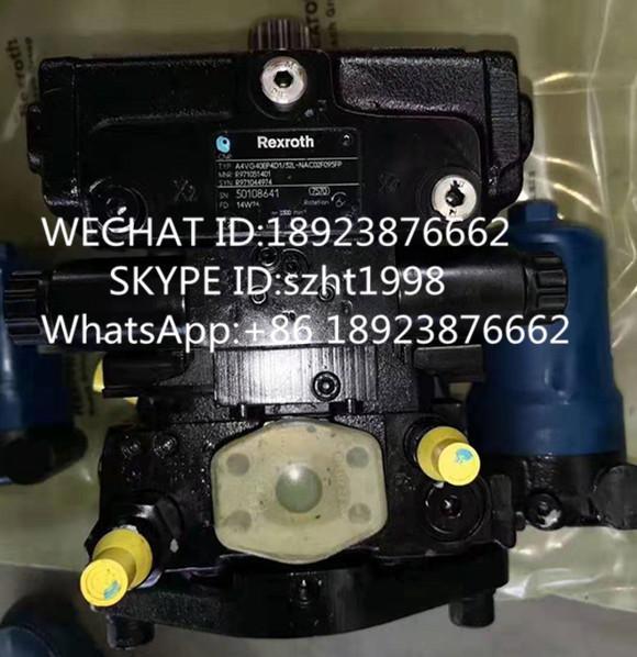力士樂A4VG40EP4D1/32L-NAC02F095FP 柱塞泵 1