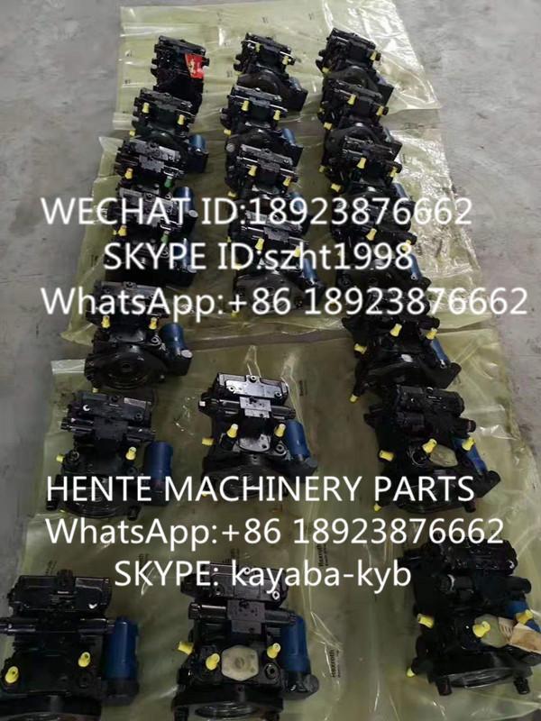 力士樂A4VG40EP4D1/32L-NAC02F095FP 柱塞泵 2