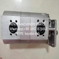 日本原装KAYABA卡亚巴液压齿轮泵TP20400-250C