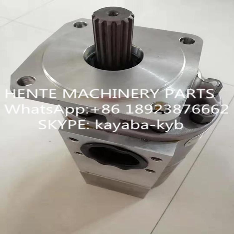 日本原裝KAYABA卡亞巴液壓齒輪泵TP20400-250C 2