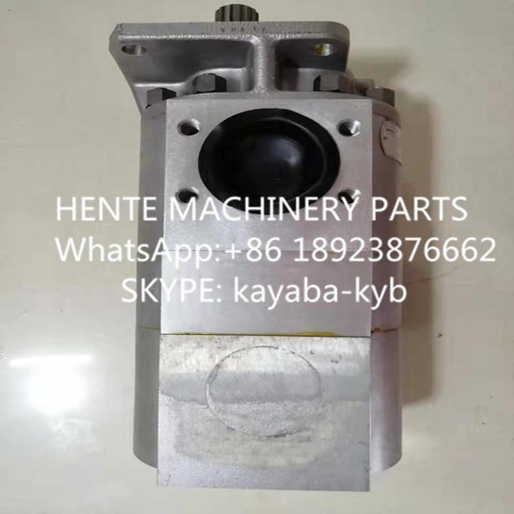 日本原裝KAYABA卡亞巴液壓齒輪泵TP20400-250C 5