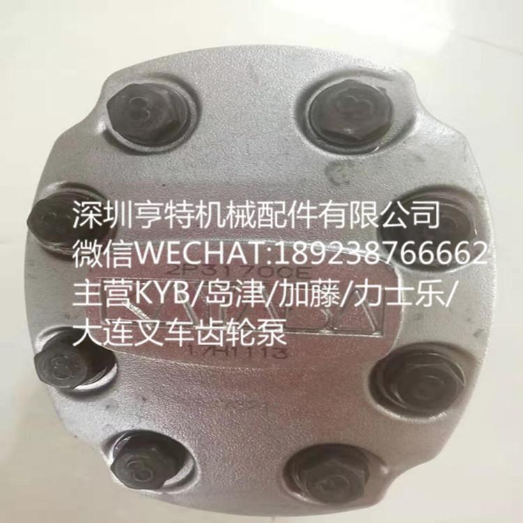 日本KAYABA齿轮泵 2P3170CE 1
