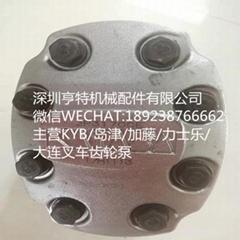 日本KAYABA齿轮泵 2P3170CE