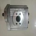 日本KAYABA齿轮泵 2P3170CE 2