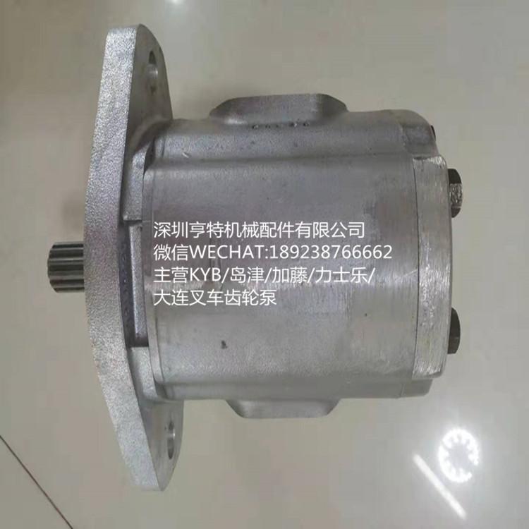日本KAYABA齿轮泵 2P3170CE 4