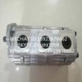 KYB GEAR PUMP KRP4-9-9-7CN FOR IHI 28US