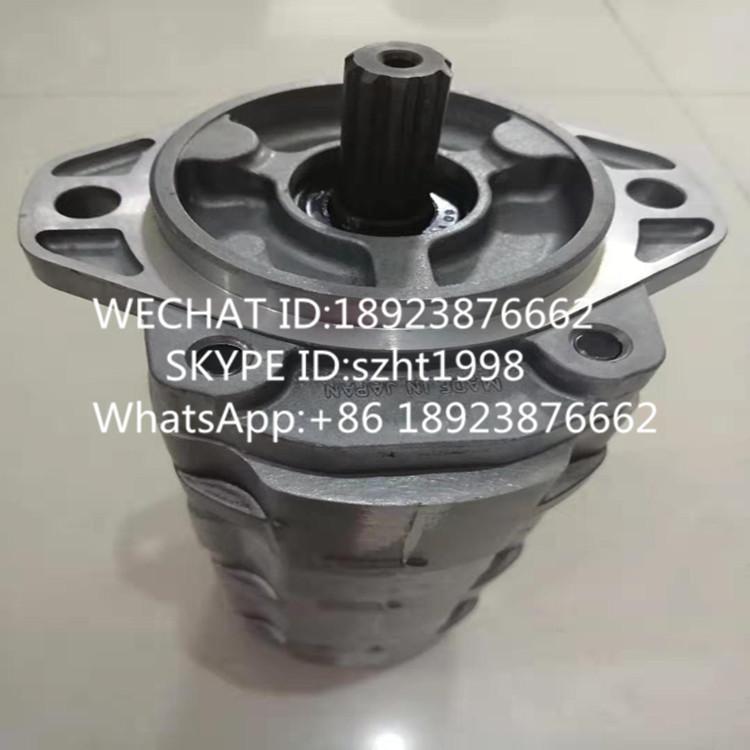 日本KYB齒輪泵 KRP4-9-9-7CN(舊號KRP4-9-9-7CSSS) 3
