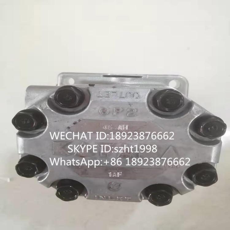 KAYABA齒輪泵 GP2-45AH  2