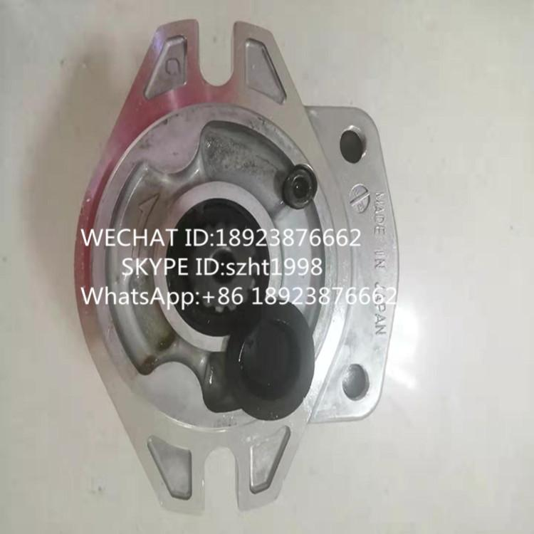 原裝KYB齒輪泵 KFP2217CLWSR6 3