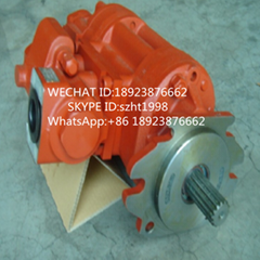 KYB液压泵 KFP5145-63-KP1013CYRF-SP 带马达
