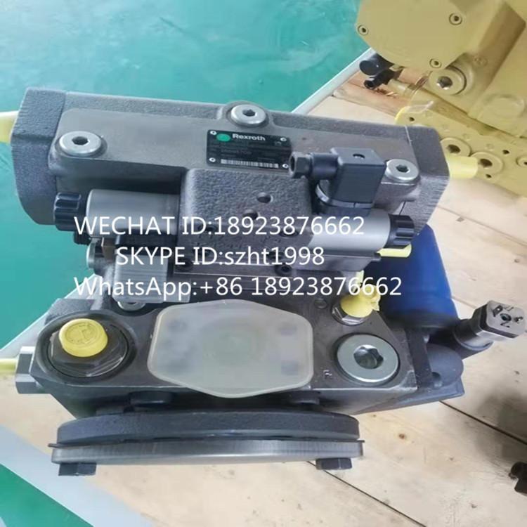 REXROTH  PISTON PUMP A4VG125DA2DM8/32R-NSF02F071MH 3