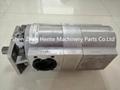 KAYABA  TP20200-100A雙聯泵20110-22016用於日立 2