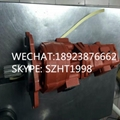 KYB HYDRAULIC GEAR PUMP KFP51100-KFP2233-19A  FOR TCM Z85 WHEEL LOADER FORKLIFT 1