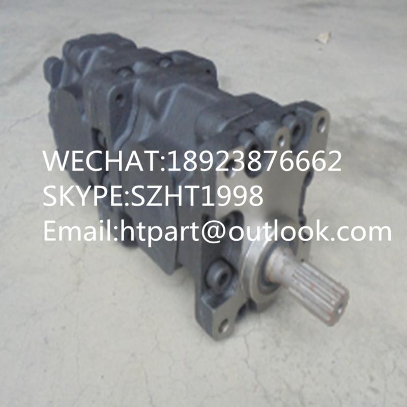 NABCO PHS2531-2516HAAL日本纳博克齿轮泵 1