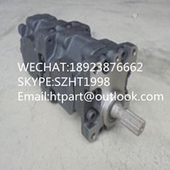 日本NABCO PHS2531-2516HAAL 納博克齒輪泵