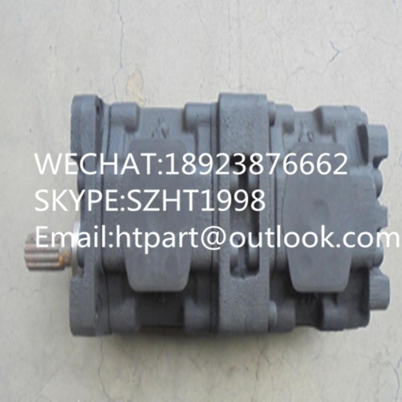 NABCO  GEAR PUMP  PHS2531-2516HAAL FOR CRANE 3