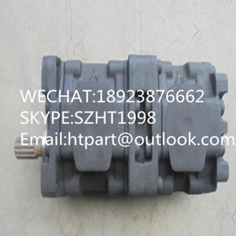 NABCO PHS2531-2516HAAL日本纳博克齿轮泵 3