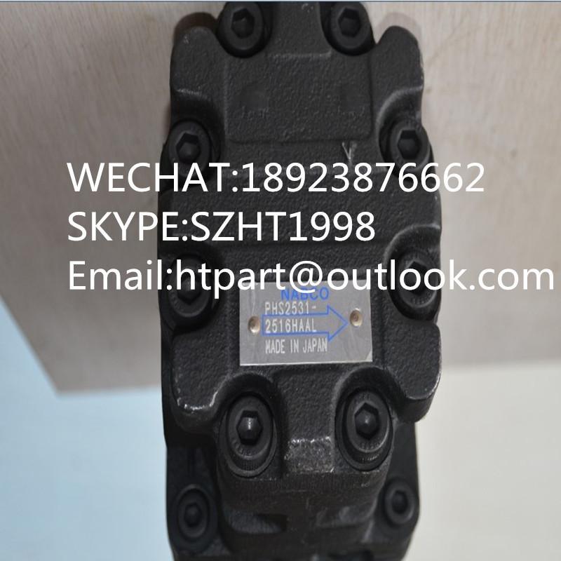 NABCO PHS2531-2516HAAL日本纳博克齿轮泵 4