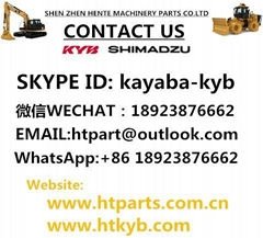 KFP5163-KFP2228ARH KAYABA液壓齒輪泵