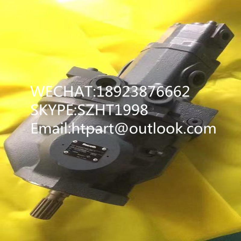 力士乐AP2D液压泵用于ZX60日立60挖掘机 1