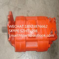 KAYABA KFP5163-63CBMSFG液压齿轮泵