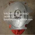 KAYABA KFP5163-63CBMSFG液壓齒輪泵 3