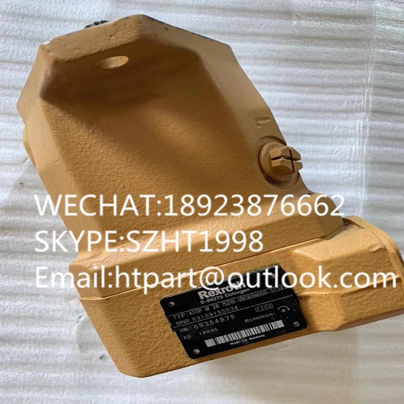 力士乐A10PM28/52W-VRC60N000卡特风扇马达213-5265 1