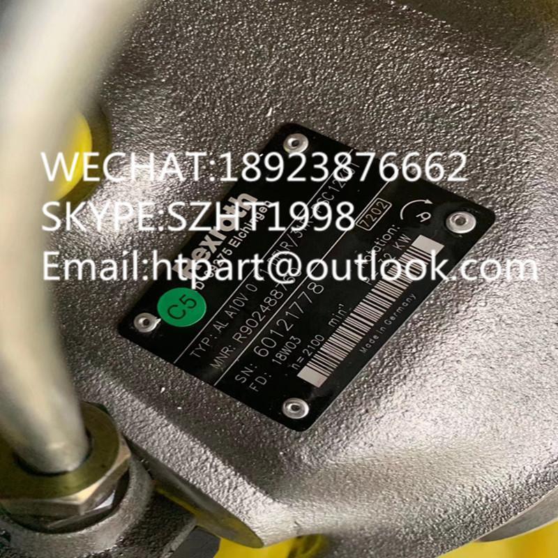 REXROTH A10V071DFLR FOR DAEWOO80&KATO250 HYDRUALIC PUMP 3