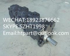 日本NABCO三聯齒輪泵PHS2531-2516H-2512HAAL