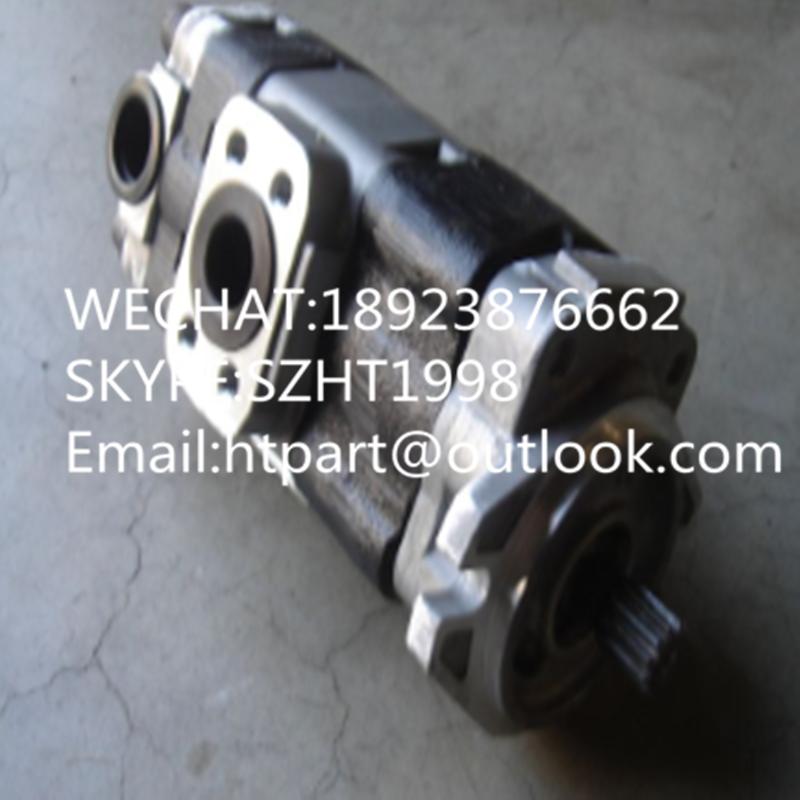 日本原裝KAYABA卡亞巴齒輪泵KFP2233-19AAEL 1