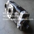 日本原装KAYABA卡亚巴齿轮泵KFP2233-19AAEL 1