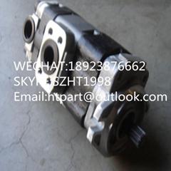 日本原装KAYABA卡亚巴齿轮泵KFP2233-19AAEL