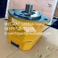 CAT 345CL 266-8034 FAN MOTOR