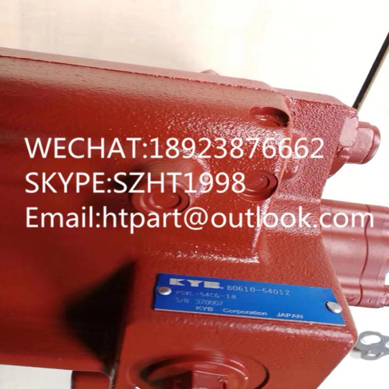 B0610-54012 PSVL-54CG-18 KYB MOTOR 2