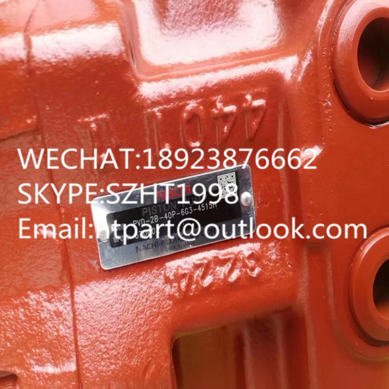 NACHI不二越PVD-2B-40P-6G3-4515H 用於玉柴35,開元35機型 2