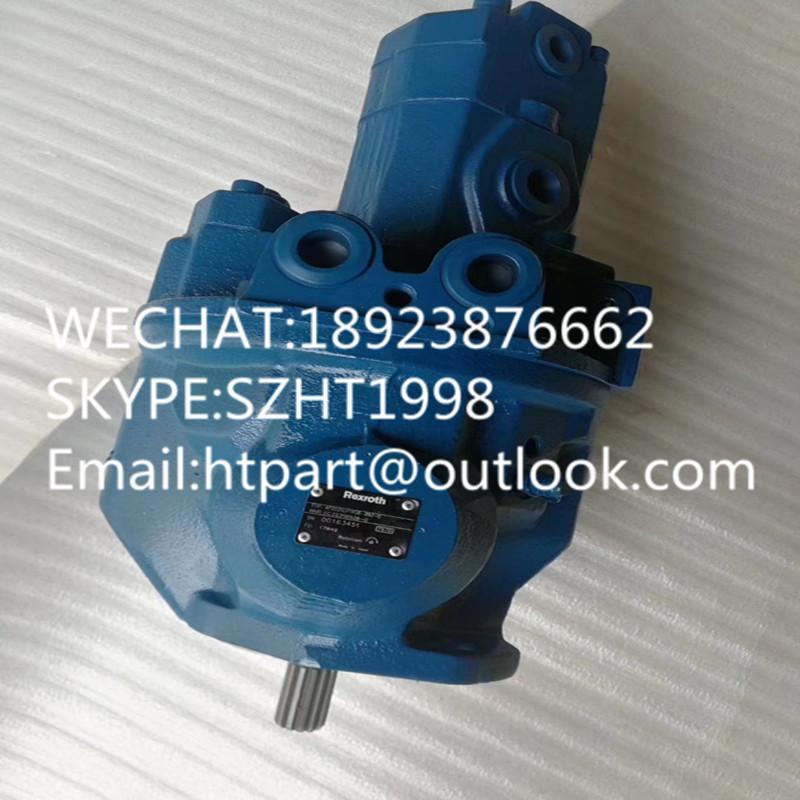 REXROTH力士樂AP2D25LV1RS6-892液壓泵總成 用於大宇55/60現代55/60 1