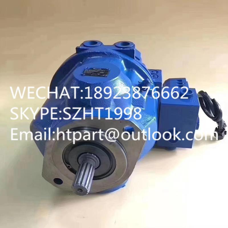 REXROTH力士樂AP2D25LV1RS6-892液壓泵總成 用於大宇55/60現代55/60 3