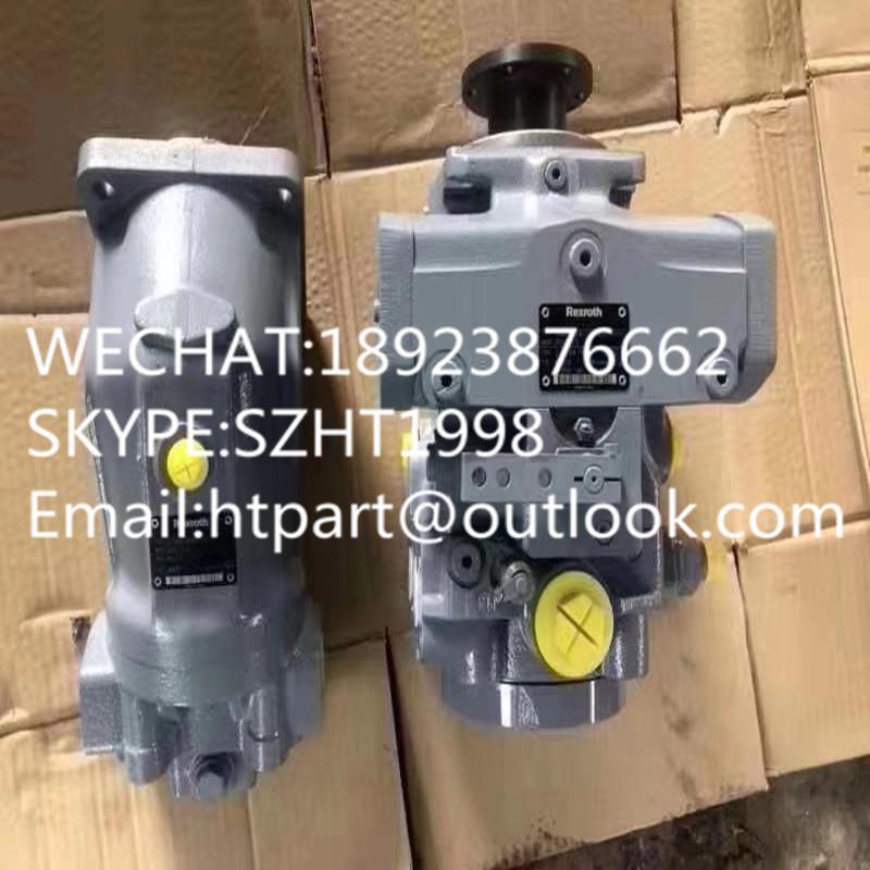 力士樂A4VTG90 A4VTG71液壓泵 A2FM80/90馬達 1