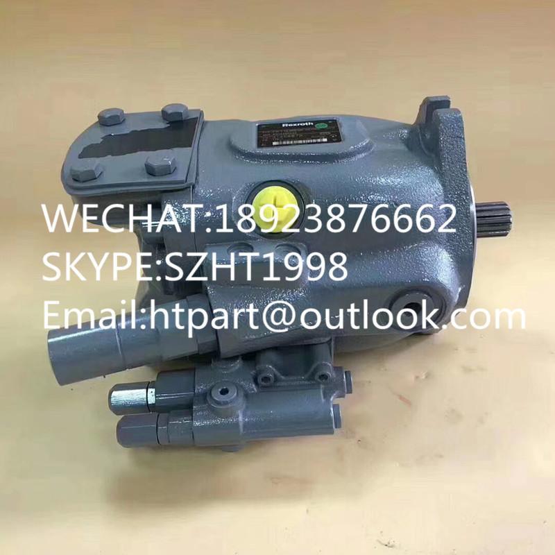 力士乐REXROTH A10V063液压泵用于玉柴60龙工60 1