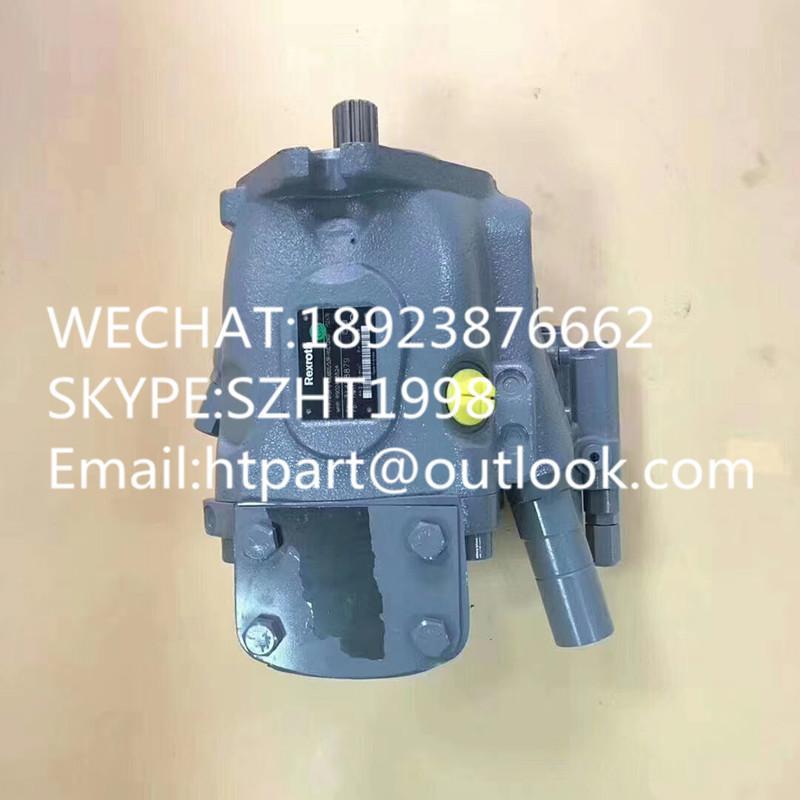 力士乐REXROTH A10V063液压泵用于玉柴60龙工60 2