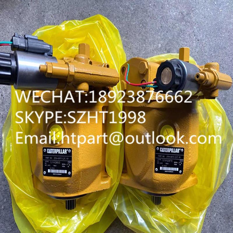 卡特330D 336D風扇泵259-0815力士樂 A10VO28 31   SC61NOO 4