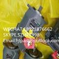 A10V028DR 力士樂柱塞泵電控液控 用於三一,中聯,徐工 1